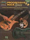 Musicians-Institute-Christopher-Maloney:-Progressive-Rock-Bass-(Book-CD)