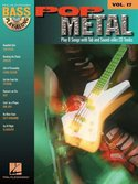 Bass-Play-Along-Volume-17:-Pop-Metal-(Book-CD)
