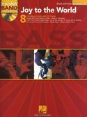 Worship-Band-Playalong-Volume-5:-Joy-To-The-World-Bass-Guitar-Edition-(Book-CD)