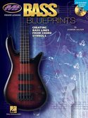 Musicians-Institute-D.-Hauser:-Bass-Blueprints-Creating-Bass-Lines-From-Chord-Symbols-(Book-CD)