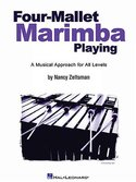 Nancy-Zeltsman:-Four-Mallet-Marimba-Playing-(Book)