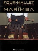 Four-Mallet-Independence-For-Marimba-(Book)
