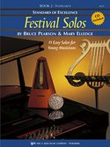 Standard-Of-Excellence:-Festival-Solos-Book-2-(Snare-Drum-Mallets)-(Book-2-CD)