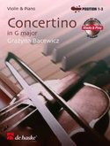 Concertino-in-G-Dur-Viool-(Boek-CD)