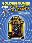 Golden-Tunes-for-Flute!-Tijdloze-Songs-voor-Dwarsfluit-(Boek-CD)