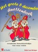 Het-Grote-5-December-Duettenboek-Viool-(Boek)