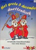 Het-Grote-5-December-Duettenboek-Altsaxofoon-(Boek)