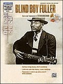 Stefan-Grossmans-Early-Masters-of-American-Blues-Guitar:-Blind-Boy-Fuller-(Book-CD)