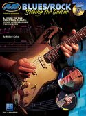 Musicians-Institute:-Blues-Rock-Soloing-For-Guitar-(Book-CD)