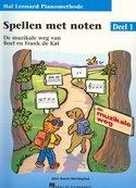 Hal-Leonard-Pianomethode-Spellen-met-Noten-Deel-1-(Boek)