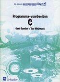 Programmavoorbeelden-Examen-C-(Hafabra)-(Boek)