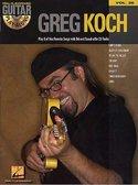 Guitar-Play-Along-Volume-28:-Greg-Koch-(Book-CD)