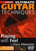 Lick-Library:-Ultimate-Guitar-Techniques-Playing-With-Feel-(DVD)