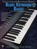 The-Ultimate-Beginner-Series:-Blues-Keyboard-Basics-Steps-One-&-Two-Combined-(Book-CD)
