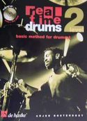 Real-Time-Drums-2-Basic-Method-For-Drumset-(Level-2)-(Boek-2-CD)