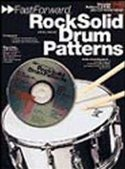 Fast-Forward:-Rock-Solid-Drum-Patterns-(Book-CD)