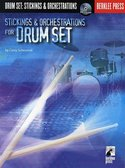 Berklee-Press:-Casey-Scheuerell-Stickings-And-Orchestrations-For-Drum-Set-(Book-CD)