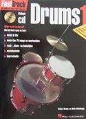 FastTrack-Drums-1-(Boek-CD)