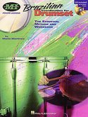 Brazilian-Coördination-for-Drumset:-The-Essential-Method-and-Workbook-(Book-CD)