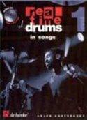 Real-Time-Drums-1-In-Songs-(Level-1)-(Boek-CD)