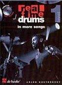 Real-Time-Drums-1-In-More-Songs-(Level-1)-(Boek-CD)