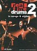 Real-Time-Drums-2-In-Songs-&-Styles-(Level-2)-(Boek-CD)