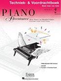Piano-Adventures:-Techniek--&-Voordrachtboek-2-(Boek)