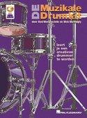 De-Muzikale-Drumkit-(Boek-Online-Audio)