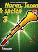 Horen-lezen-&-spelen-3-Sopraansaxofoon-(Bes)-(Boek-CD)