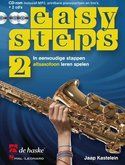 Easy-Steps-2-Altsaxofoon-(Boek-2-CD-CD-Rom)