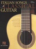 Italian-Songs-For-Classical-Guitar-(Book)