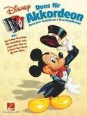 Disney-Duos-für-Akkordeon-Eenvoudige-Disney-Tunes-voor-Accordeon-Duo-(Boek)