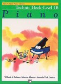 Alfreds-Basic-Piano-Library-Technic-Book-Level-1B-(Book)