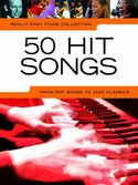 Really-Easy-Piano-Collection:-50-Hit-Songs-(Book)