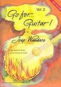 Go-For-Guitar!-Vol.-2-Joep-Wanders-(Boek-CD)