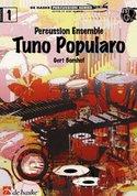 Tuno-Popularo-Percussion-Series-Gert-Bomhof-(Partituur-+-Partijen)