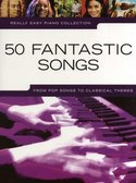 Really-Easy-Piano-Collection:-50-Fantastic-Songs-(Book)