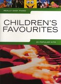 Really-Easy-Piano:-Children's-Favourites-(Book)