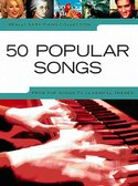 Really-Easy-Piano-Collection:-50-Popular-Songs-(Book)