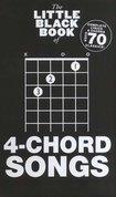 The-Little-Black-Book-of-4-Chord-Songs-(Akkoorden-Boek)-(19x12cm)
