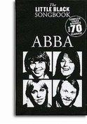 The-Little-Black-Songbook:-ABBA-(Akkoorden-Boek)-(19x12cm)