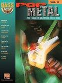 Bass-Play-Along-Volume-17:-Pop-Metal-(Book-CD)