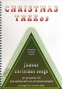 Christmas-Treeos:-Famous-Christmas-Songs-Percussion-Trio-(Vib.-Mar.-Timp.)-(Partituur-+-Partijen)