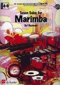 Seven-Solos-for-Marimba-(Boek)