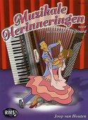 Muzikale-Herinneringen-voor-Piano-Keyboard-of-Accordeon-(Boek)