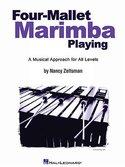 Nancy-Zeltsman:-Four-Mallet-Marimba-Playing-(Book)