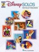Disney-Solos-(Mallet-Percussion:-Marimba-Vibrafoon-Xylofoon-Klokkenspel)-(Book-Online-Audio)