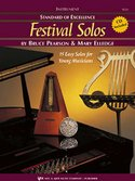 Standard-Of-Excellence:-Festival-Solos-Book-1-(Snare-Drums-Mallets)-(Book-2-CD)
