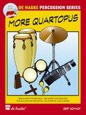 More-Quartopus-Percussion-Series-Gert-Bomhof-(Partituur-+-Partijen)
