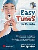 Easy-Tunes-for-Recorder-Eenvoudige-Wijsjes-Voor-Blokfluit-(Boek-CD)